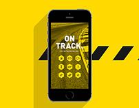 NASCAR // On Track