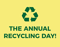 Emotional Response Task - The Annual Recycling Day