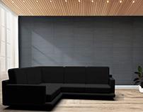 3D sofa #2