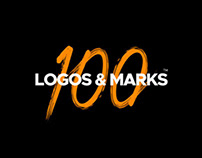 100 Logos & Marks