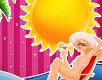 Campanha Madame Santa Alto Verão