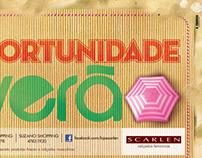 Oportunidade de Verão 2012 Scarlen