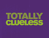 MTV - TOTALLY CLUELESS GRAPHICS PACKAGE