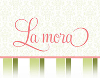 La Mora - Tarjetas Personales // Business Cards