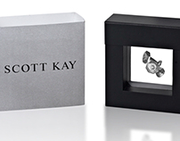 Scott Kay Holiday Packaging