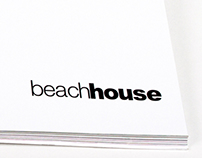"Beachhouse ""The Experience"" book"