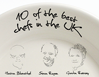10 of the best chefs in the UK