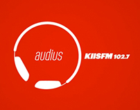 Audius by KIIS FM – SF Addys (Gold)