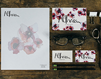 Althaea // Florist Branding.