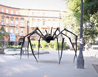 Spider at Moscow Cinema in Yerevan!