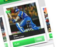Social Game on Mobile Phones