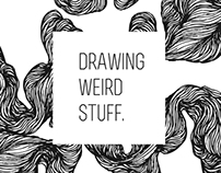 Drawing Weird Stuff
