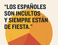 Marca España - Spanish stereotypes