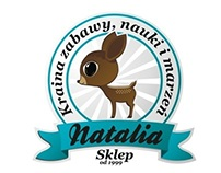 Natalia Toy Shop in Kielce: Brand Identity