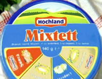 Hochland Portion Cheese