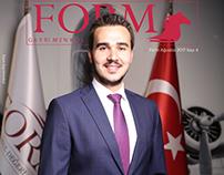 Batuhan Özcan - Form Dergi