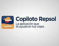 App Copiloto Repsol. Banner & Mailing