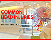 Alexander Neumeister on Common Head Injuries