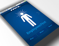 Mobile Application test for HCL