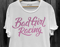 Logotype for Bad Girl Racing