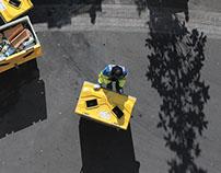 """Brochure """"La collecte des déchets"""" Ville de Courbevoie"""