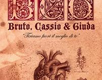 da Bruto, Cassio & Giuda - Ristorante per cannibali