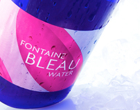 FONTAINEBLEAU WATER BOTTLE DESIGN