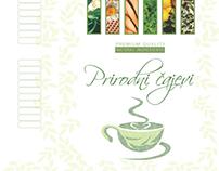 Promotional catalogue of Koro herbal teas