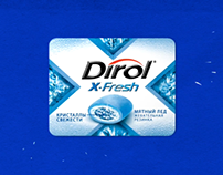 Advertising: Dirol X Fresh TVC