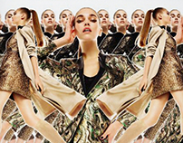Westfield AW12 Campaign. Print & TVC