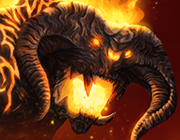 Balrog (fire demon)