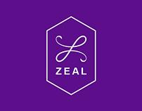 Zeal // Logo & Brand Identity