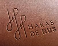 Haras de Hus, identité visuelle