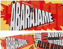 """Abarajame"" Song Postals"
