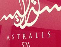 Astralis Spa - Wayfinding