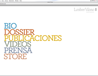 Website Limber Vilorio