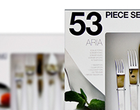 Sasaki Flatware Packaging