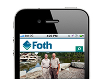 Foth.com Website Redesign & Mobile Design