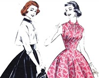 1950's trend book.
