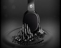 Skullcandy Headphones | Retouch & CGI