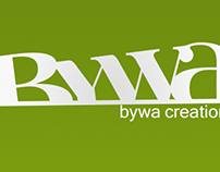 Bywa creations- logo