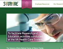South Florida VA Foundation Website