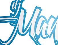 Dj Manza's logo
