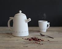 Handmade ceramics, 2016