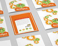 BzzAgent Marketing Collateral