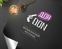 Логотип Дон Don