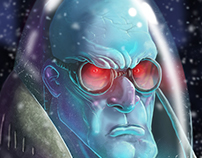 That's Mister Freeze to YOU