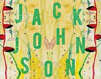 Jack Johnson - CD Cover Design