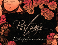 Perfume: Story of a murderer book cover