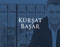 Kursat Basar - Website & Album Design
